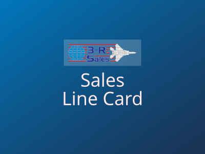 3R Sales Line Card 2
